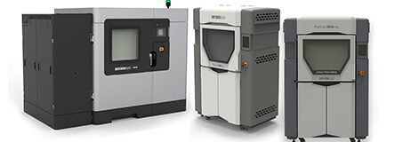 Stratasys serie production